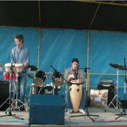Zespoły instrumentów perkusyjnych