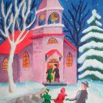 Konkurs na najładniejszą kartkę Bożonarodzeniową rozstrzygnięty!