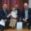Wręczenie nagród w Konkursie Kotylion Patriotyczny